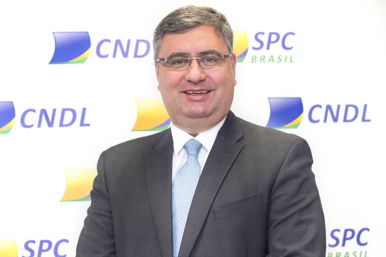 presidente do SPC Brasil (Serviço de Proteção ao Crédito), Roque Pellizzaro Junior
