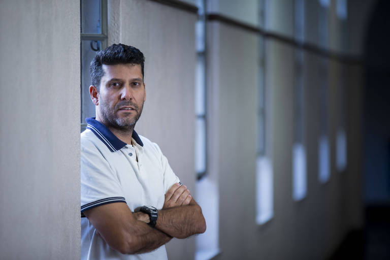 Carlos Eduardo Paes, coordenador de engenharia de software da PUC-SP, na unidade de pós da escola