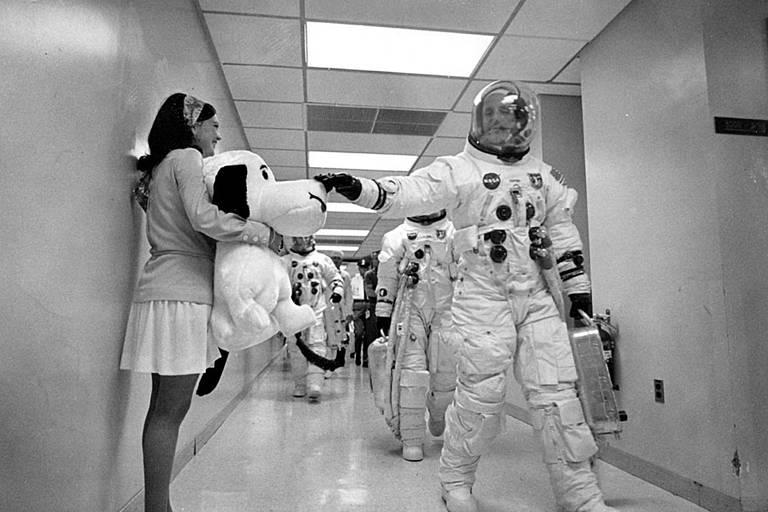 Esquenta para o pouso na Lua, Apollo 10 teve emoção e ineditismos