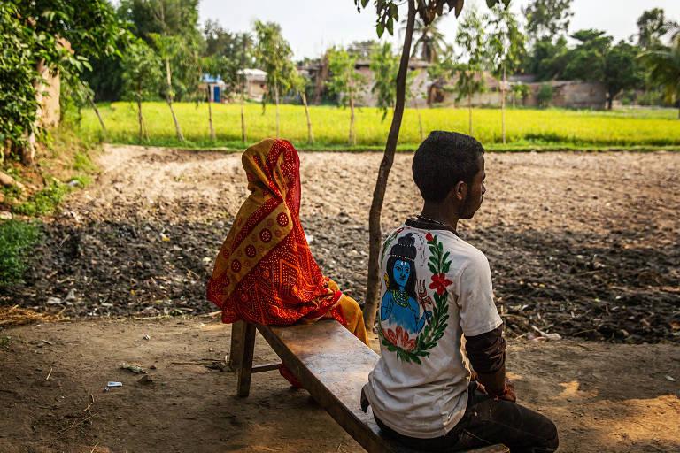 Casamento infantil no Nepal