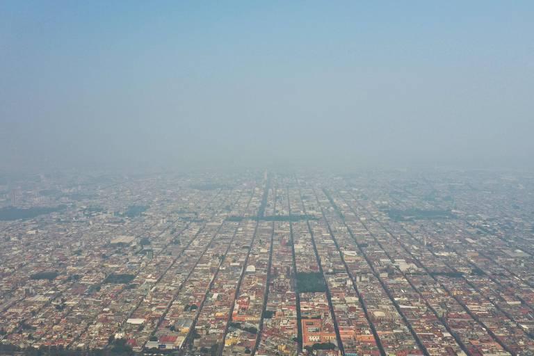 Mexicanos entram na Justiça por direito a ar limpo e vencem