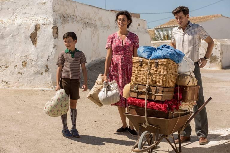 Cena do filme 'Dor e Glória' de Pedro Almodovar