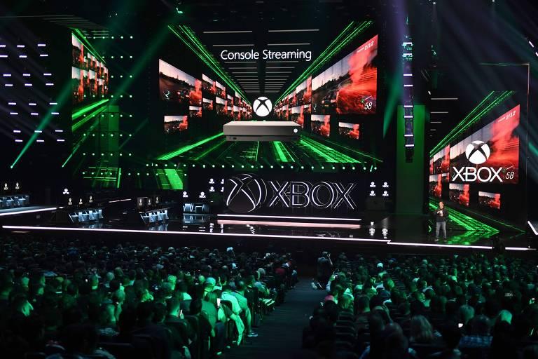 Anuncio do novo Microsoft Xbox, o Project Scarlett