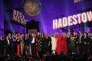 73rd Annual Tony Awards - Show - New York, U.S.