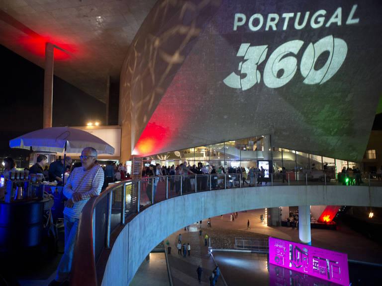 Estúdio Folha - Portugal 360