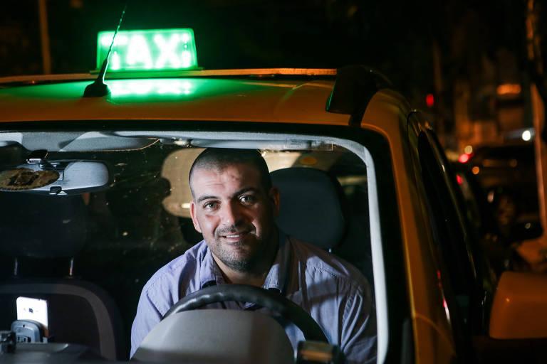 Leonardo Gonçalves França, 41, é morador da Vila da Penha , bairro da zona norte do Rio de Janeiro