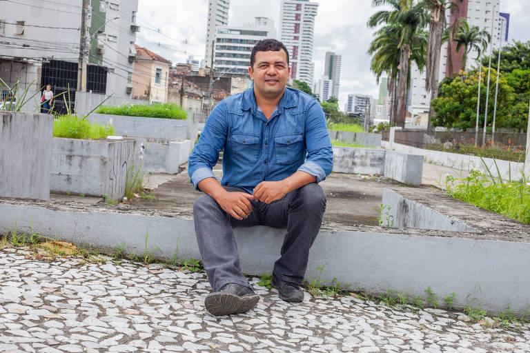 Severino Gonçalves da Silva, 45, vive em Recife (PE)