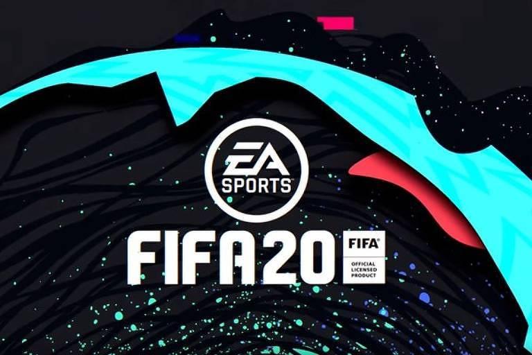 Capa oficial do Fifa 20 sem nenhum jogador como protagonista