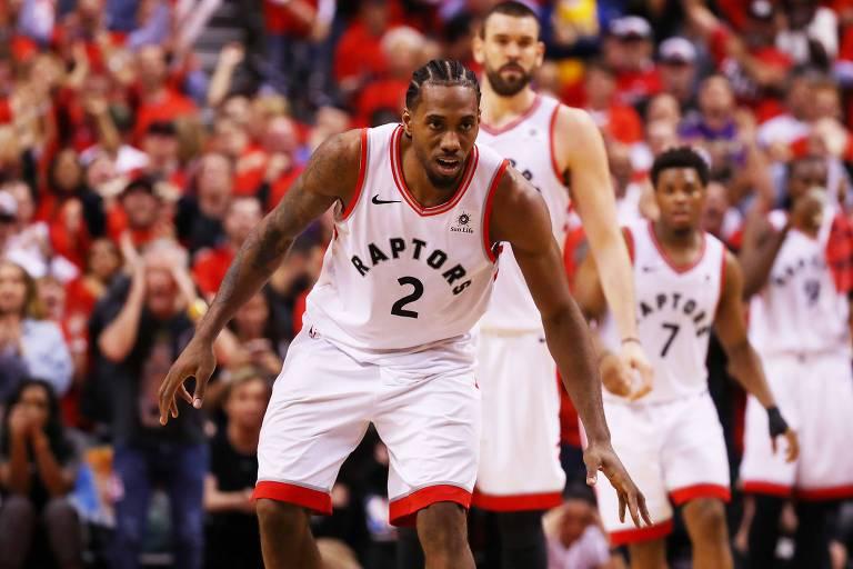 Toronto perdeu a chance de fechar a decisão da NBA jogando em casa