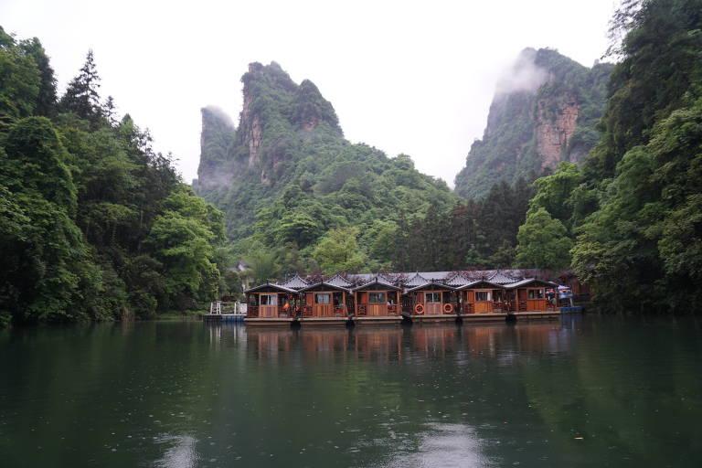 Montanhas da China