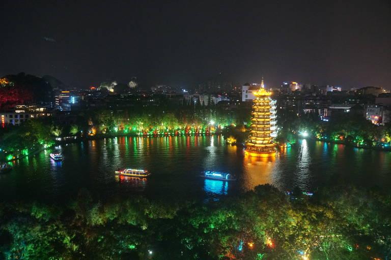 Atrações da China