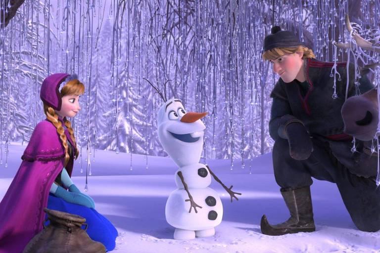 """""""Frozen 2"""" chegará em breve nos cinemas do mundo todo"""