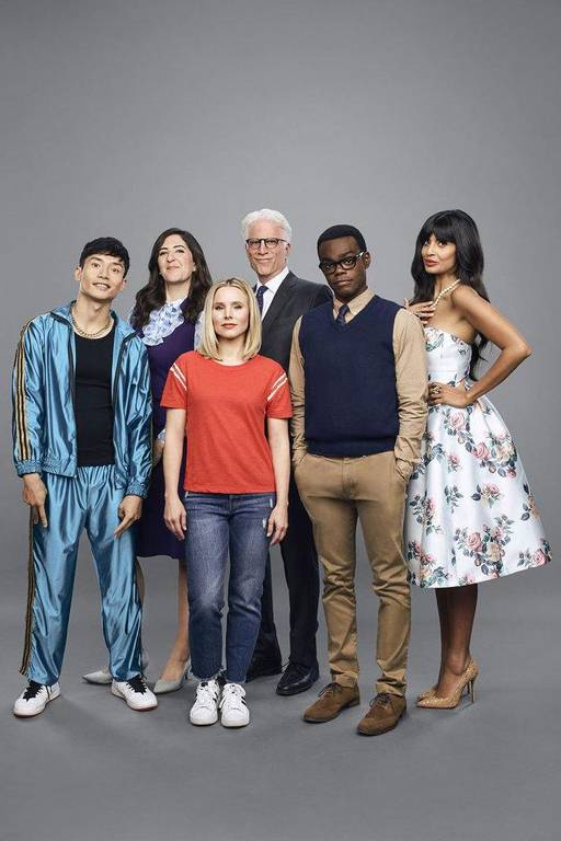 The Good Place - Oficial