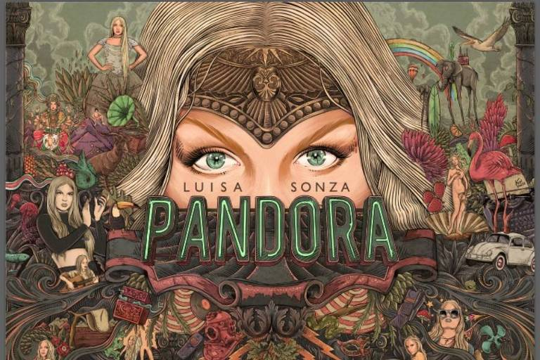 Pandora - Luísa Sonza