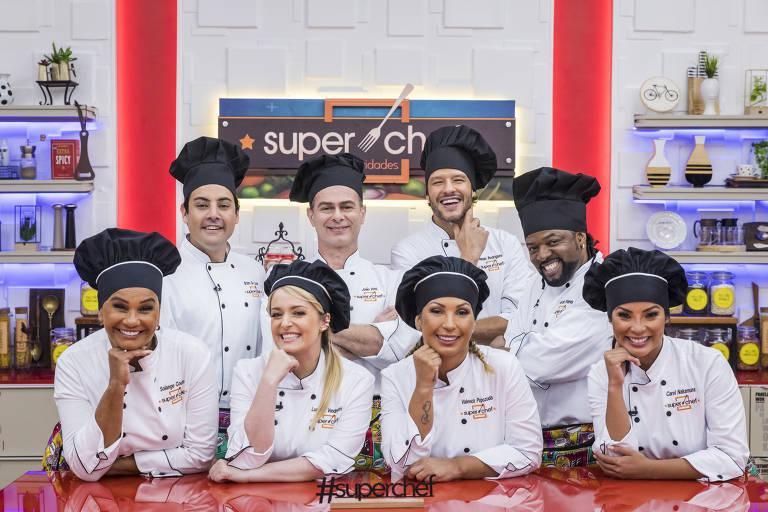 Super Chef Celebridades 2019