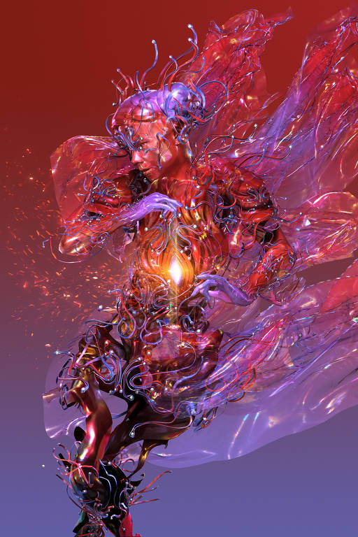 Mostra Björk Digital no MIS