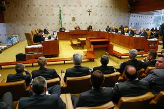 Julgamento de afastamento de Renan Calheiros do Senado