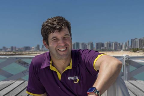 FORTALEZA, CE,  07.08.2017 - Bernardo Bonjean, diretor executivo da Avante, posa para foto em Fortaleza, Ceará. (Foto: Renato Stockler)