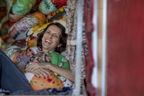 RIO DE JANEIRO, RJ, BRASIL, 30/08/2013: a advogada, criadora da rede