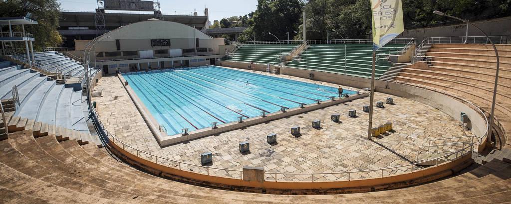Piscina do estádio do Pacaembu continuará gratuita e com mesmos horários