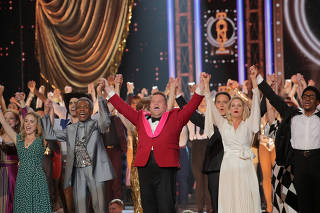 73rd Annual Tony Awards - Show - New York, U.S.