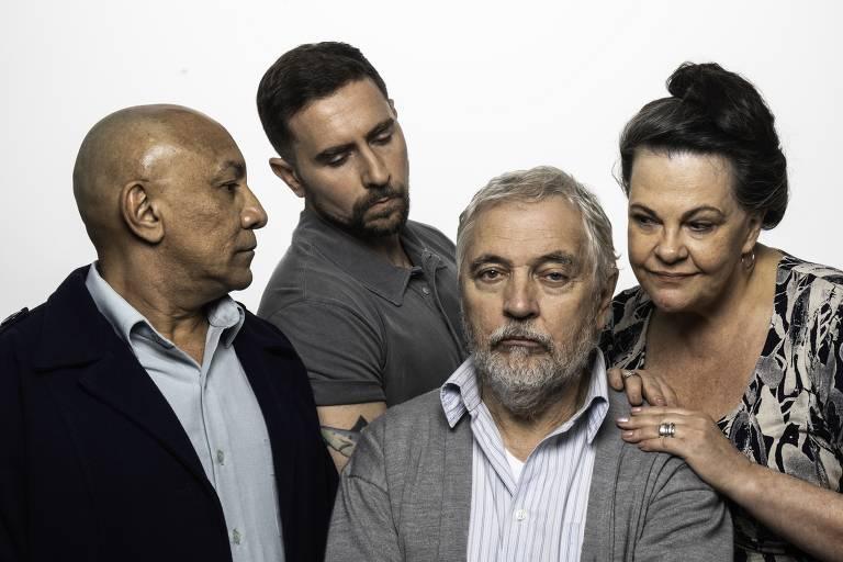 Conheça o elenco da peça 'Ator Mente'