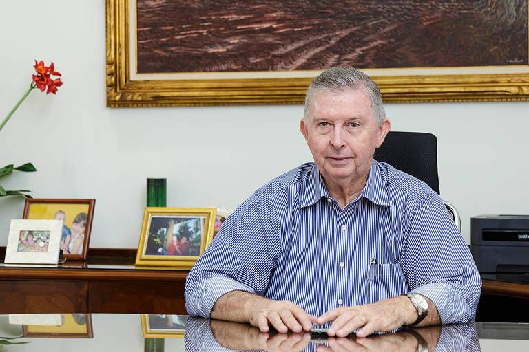 Manoel Carlos de Azevedo Ortolan (1942-2019)