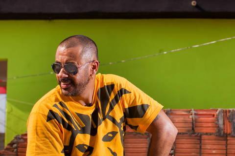 SAO PAULO, SP - 26 OUTUBRO: Projeto Afroreggae, finalista do Premio Empreendedor Social 2010, em Sao Paulo, em 26 de outubro de 2010 . (Foto: Renato Stockler/Na Lata)