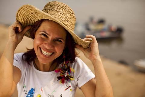 ORG XMIT: 062401_0.tif A bailarina Márcia Rolon, finalista do Prêmio Folha Empreendedor Social, posa para foto. (Foto: Divulgação) *** PROIBIDA A PUBLICAÇÃO SEM AUTORIZAÇÃO EXPRESSA DO DETENTOR DOS DIREITOS AUTORAIS ***