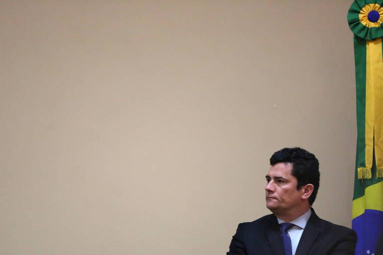Nas torcidas de Moro e Lula, falta coerência e sobra cara de pau