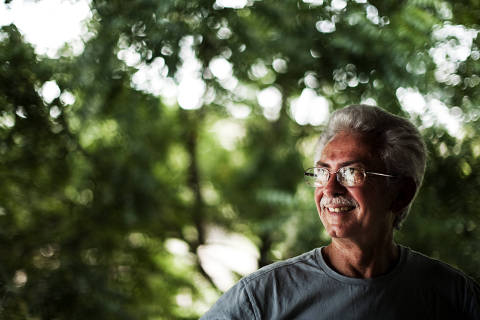 CEARA, AGOSTO 2009: Retrato de LUIZ MOURA do NEPA,  e fotos da organização finalista do Empreendedor Social 2009. (Foto: Renato Stockler/Na Lata) - (Snapfoto)