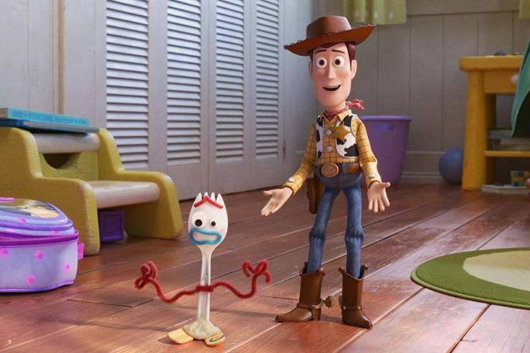 Confira os novos personagens de 'Toy Story 4'