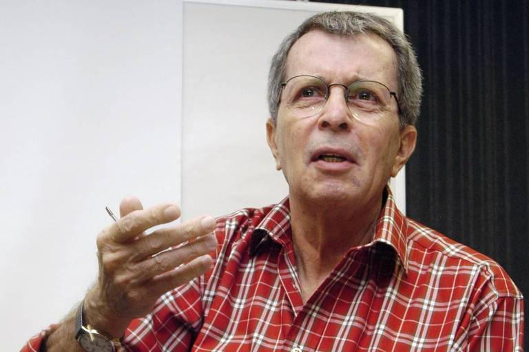 O ator e diretor Daniel Filho