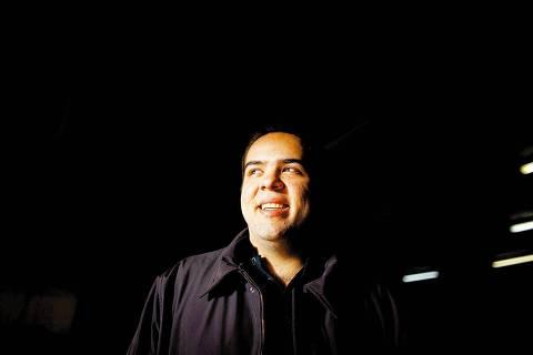 ORG XMIT: 050401_0.tif Rodrigo de Méllo Brito, finalista na premiação Empreendedor Social 2008, com o projeto Aliança Empreendedora. (Curitiba (PR). 23.09.2008. Foto de Renato Stockler/NaLata)