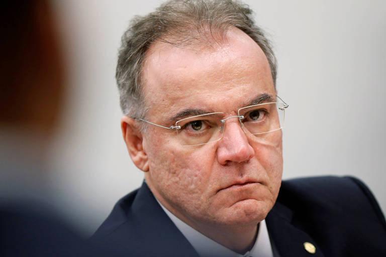 Relator da comissão especial da PEC da Previdência, Samuel Moreira (PSDB-SP)