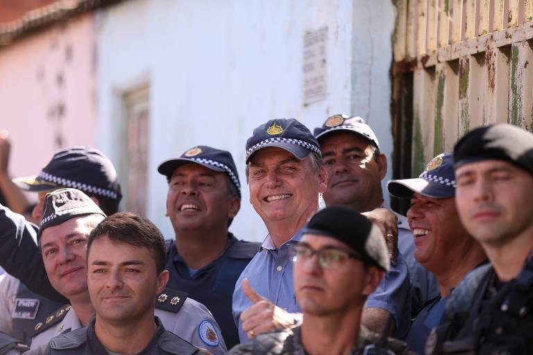 Qual foi a proposta da Previdência aos policiais?