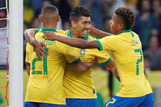 Soccer - International Friendly - Brazil v Honduras