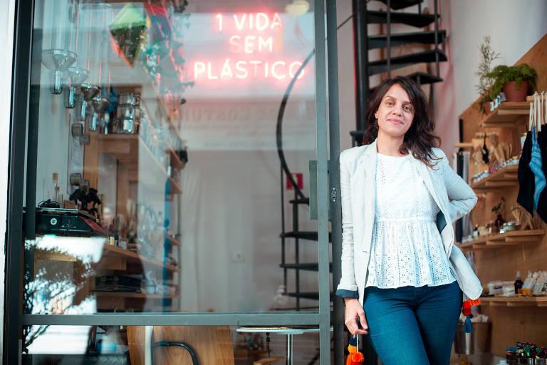 Geógrafa transforma filosofia de desperdício zero em negócio