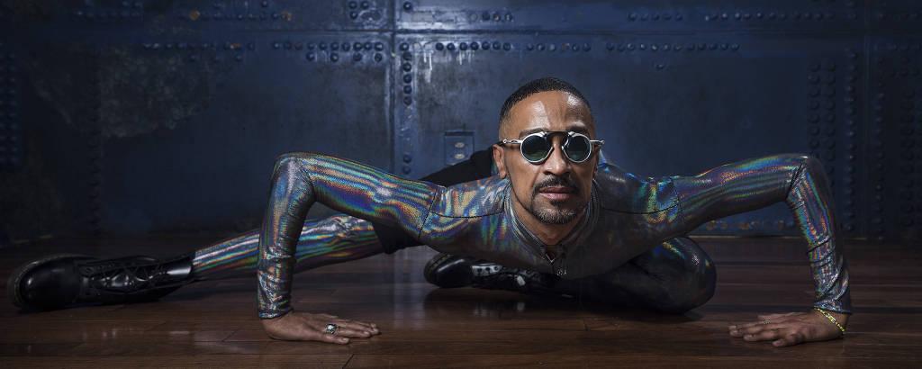 Dançarino e coreógrafo Jose Xtravaganza, que trabalhou com Madonna na década de 1990