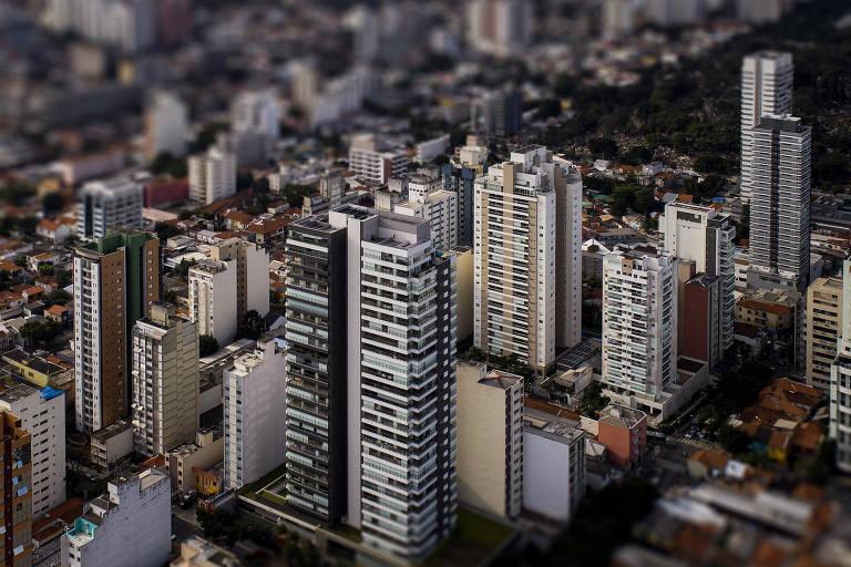 Bairro de Pinheiros, na zona oeste de São Paulo