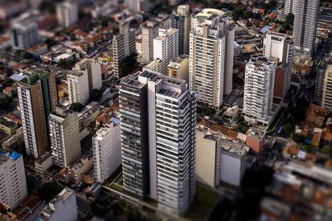 SAO PAULO - SP - BRASIL, 23-05-2019, 17h00: ESPECIAL MORAR ZONA OESTE. Quarteirão no bairro de Pinheiros, entre as ruas Cardeal Arco Verde e Mourato Coelho.  (Foto: Adriano Vizoni/Folhapress, MORAR) ***EXCLUSIVO FSP***