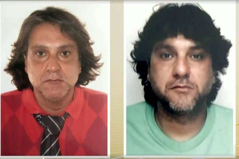 O comerciante Paulo Cupertino Matias, de 48 anos, é procurado pelos três assassinatos