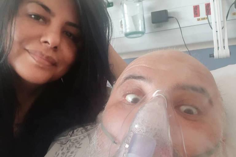 João Gordo pneumonia