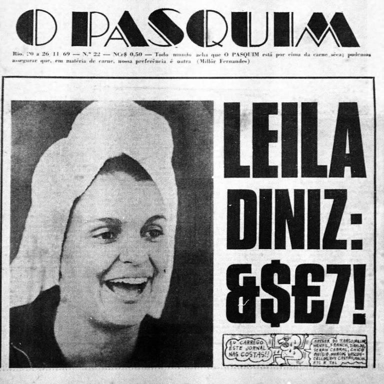 O Pasquim começava a provocar ditadura há 50 anos