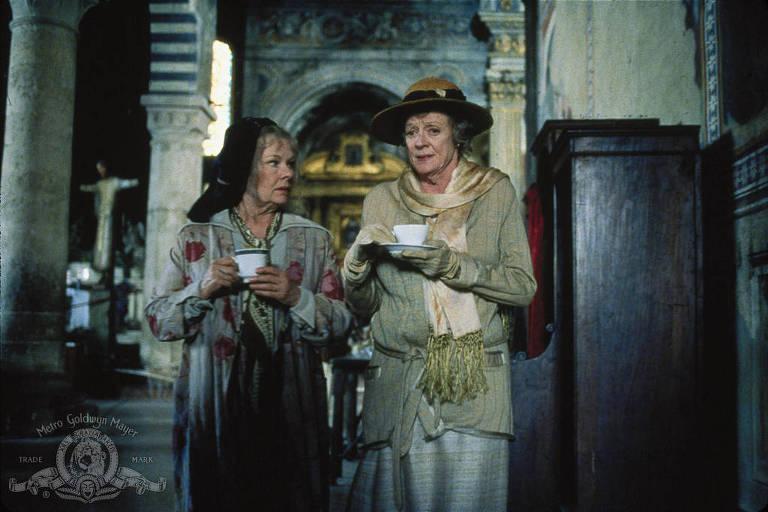 """Cena do filme """"Chá com Mussolini"""", de Franco Zeffirelli"""