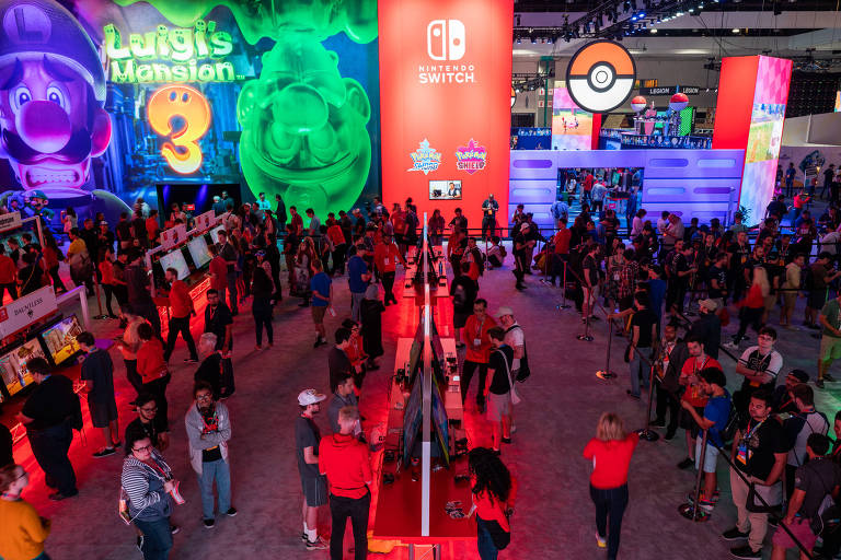 Electronic Entertainment Expo (E3) 2019 em Los Angeles