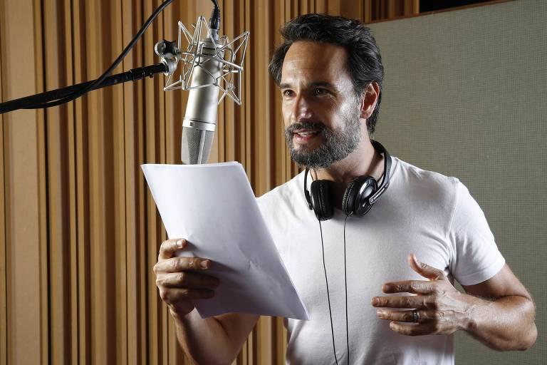 Rodrigo Santoro em série do Discovery