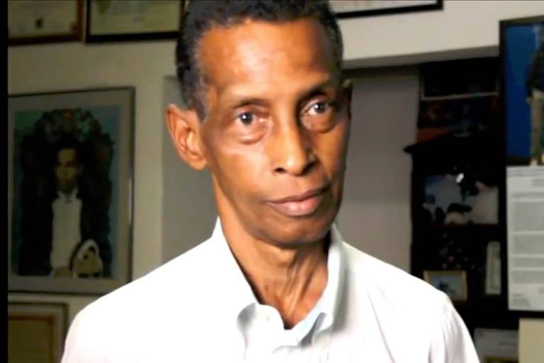 Eurípedes Humberto Higino dos Reis, que teve negado na Justiça pedido para ser reconhecido como filho adotivo de Chico Xavier