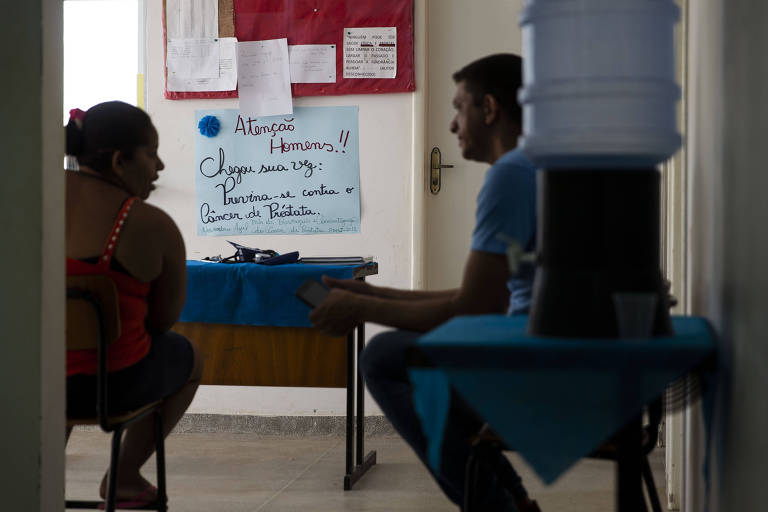 UBS da terra indígena de Massacará, em Euclides da Cunha, que sofre com a falta de médicos desde a saída dos profissionais cubanos