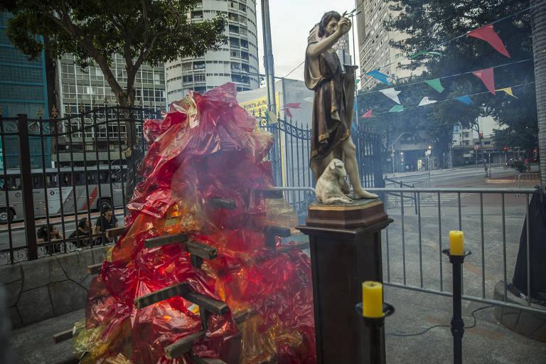 Festa junina em São Paulo